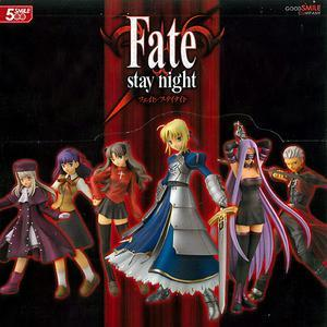 Fate Stay on Fate Stay Night